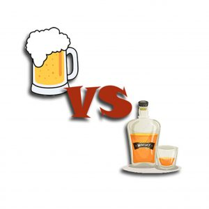 Beer Vs Bourbon